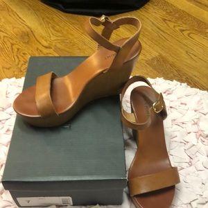 Shoemint Blair Wedge Sandal
